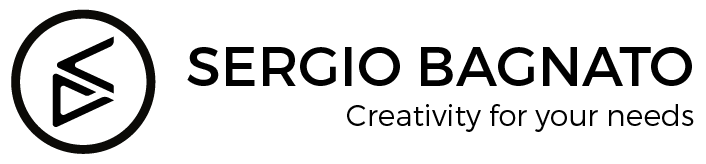 Creativity for your needs | Sergio Bagnato